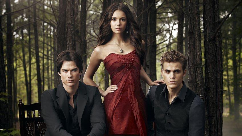 «Дневники вампира» 7 сезон