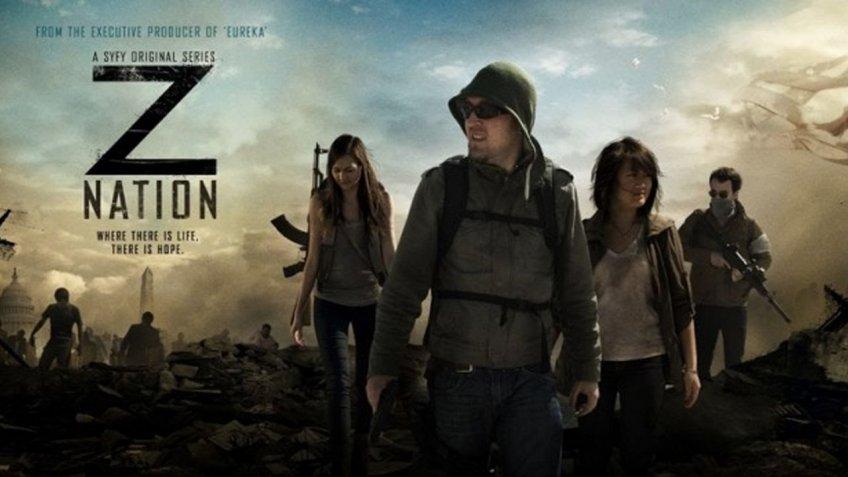 «Нация Z» 2 сезон