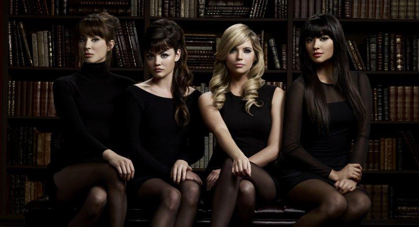 «Милые обманщицы» 6 сезон