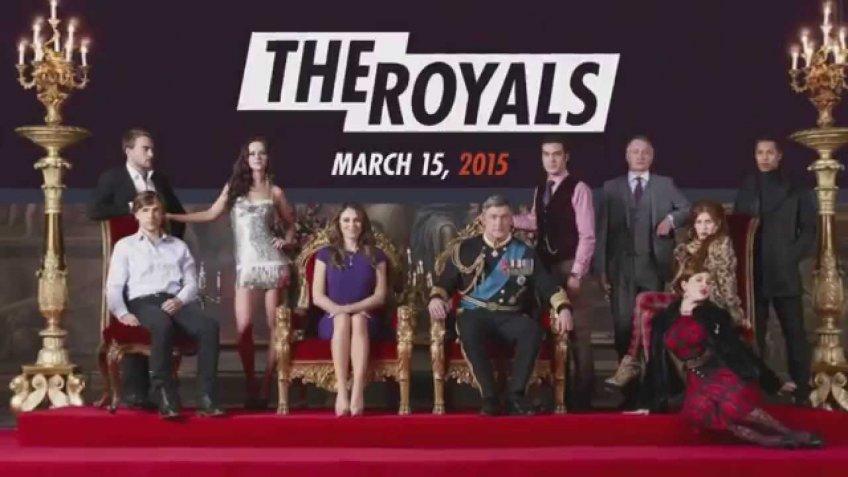 «Члены королевской семьи» 1 сезон