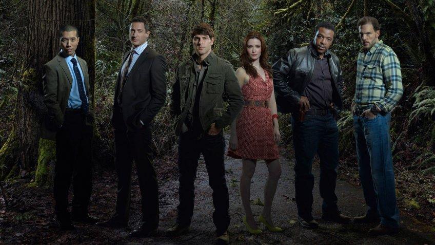 «Гримм» 5 сезон - дата выхода