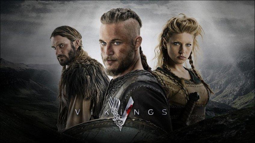 «Викинги» 4 сезон