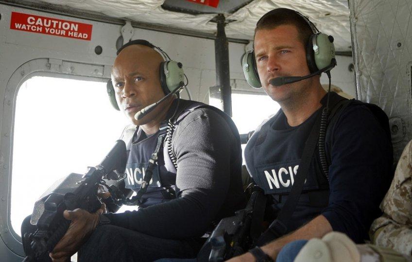 «Морская полиция: Спецотдел» 7 сезон