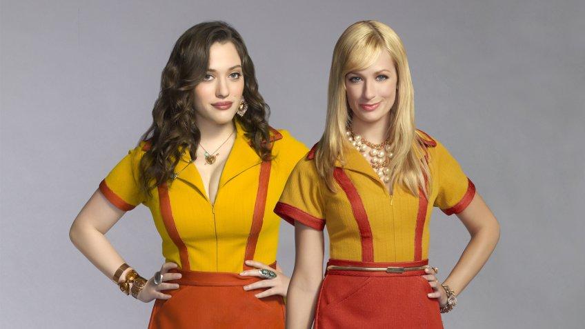 «Две девицы на мели» 6 сезон