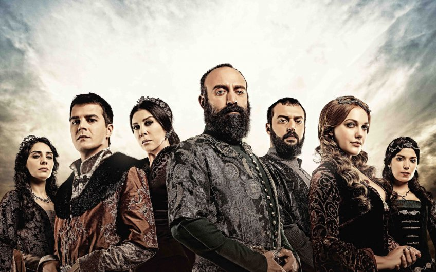 «Великолепный век» 7 сезон