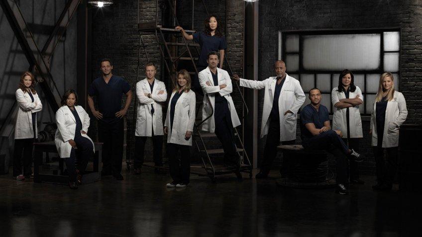 «Анатомия Грей» 13 сезон