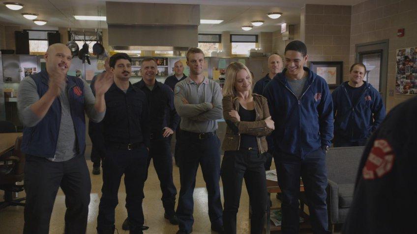 «Пожарные Чикаго» 5 сезон