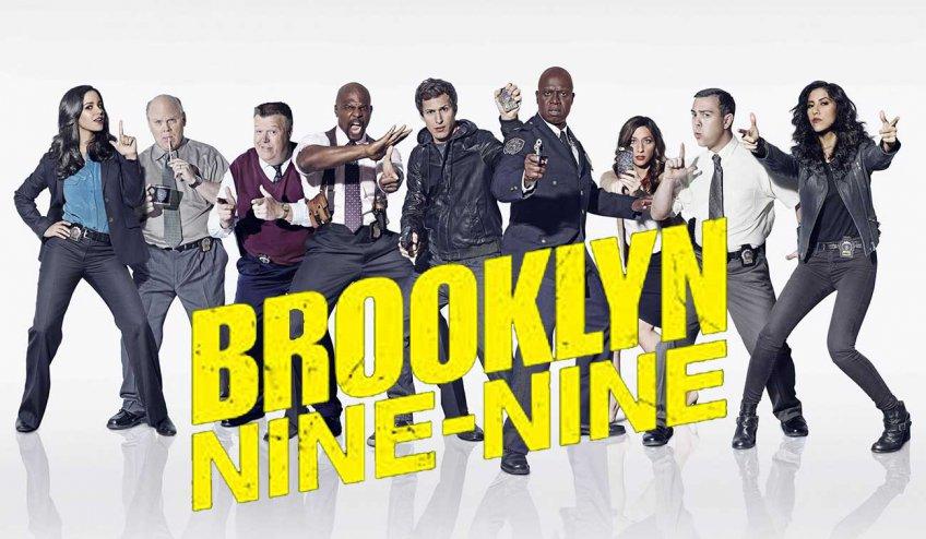 «Бруклин 9-9» 4 сезон
