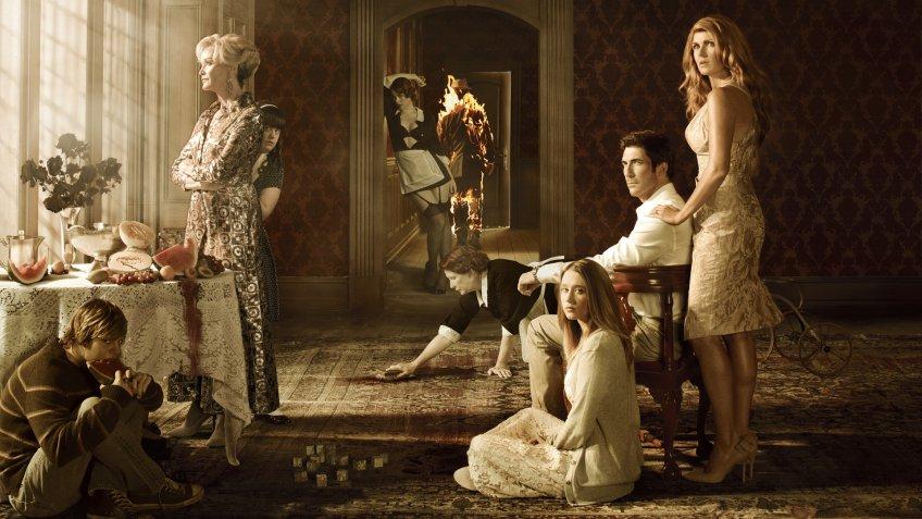 «Американская история ужасов» 6 сезон