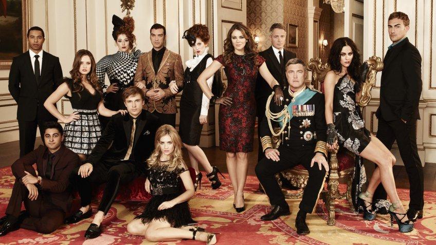 «Члены королевской семьи» 3 сезон