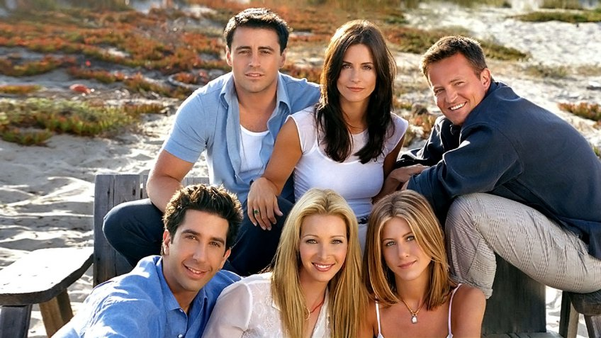 «Друзья» 11 сезон