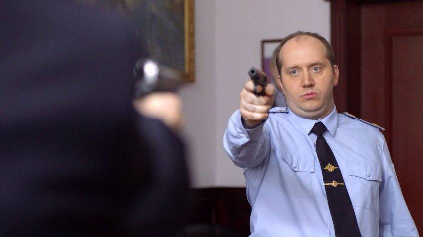 «Полицейский с Рублевки» 2 сезон
