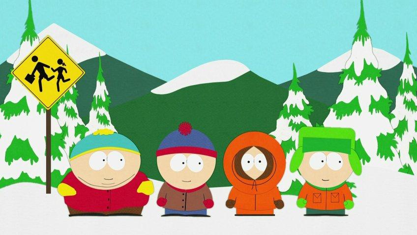 «Южный парк» 21 сезон