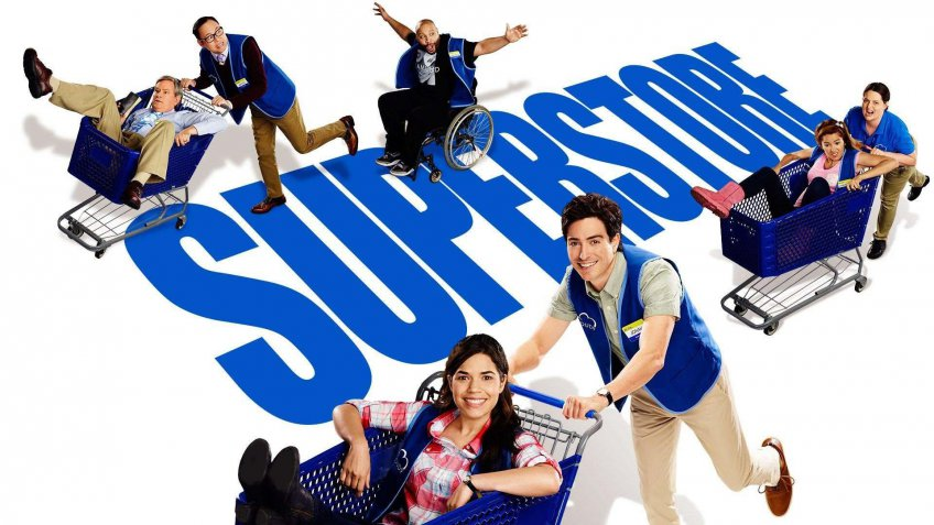 «Супермаркет» 3 сезон