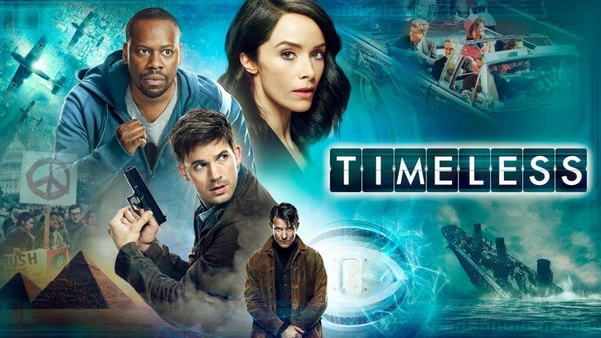 «Вне времени» 2 сезон
