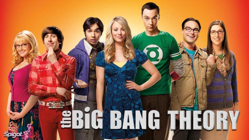 «Теория большого взрыва» 10 сезон