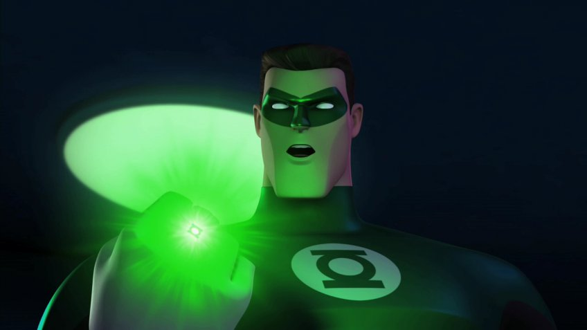 «Зелёный фонарь» 2 сезон