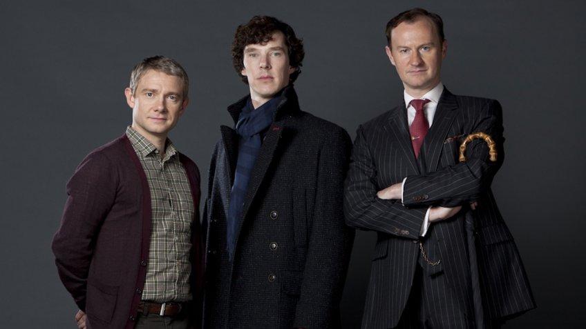 «Шерлок» 5 сезон