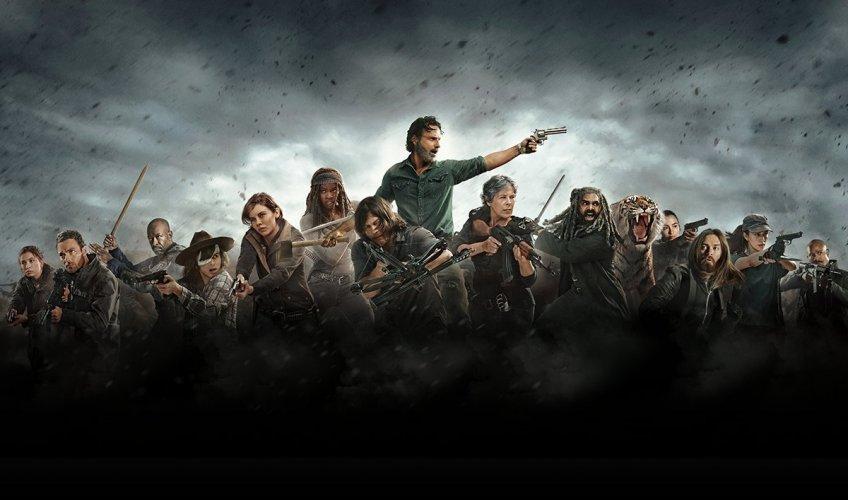 «Ходячие мертвецы» 10 сезон