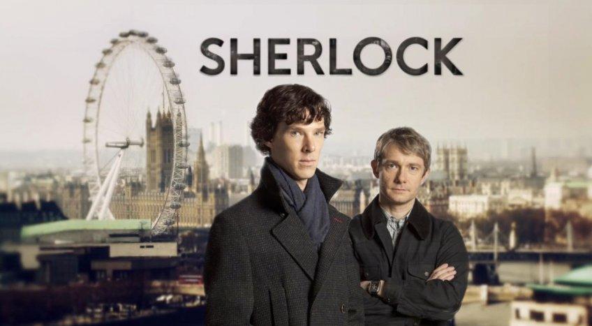 «Шерлок» 4 сезон