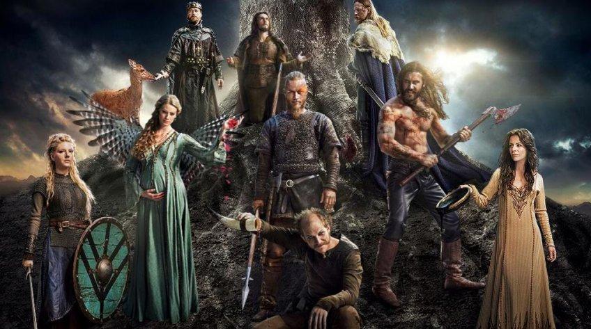 «Викинги» 3 сезон