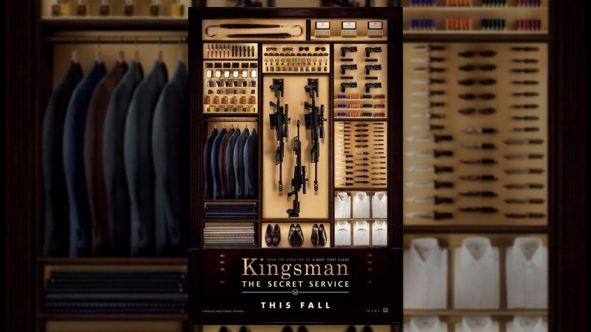Kingsman: Секретная служба   Официальный трейлер 2