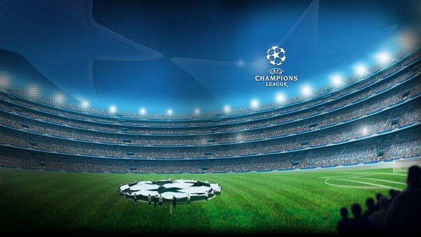 Ювентус, Барселона, Лига чемпионов