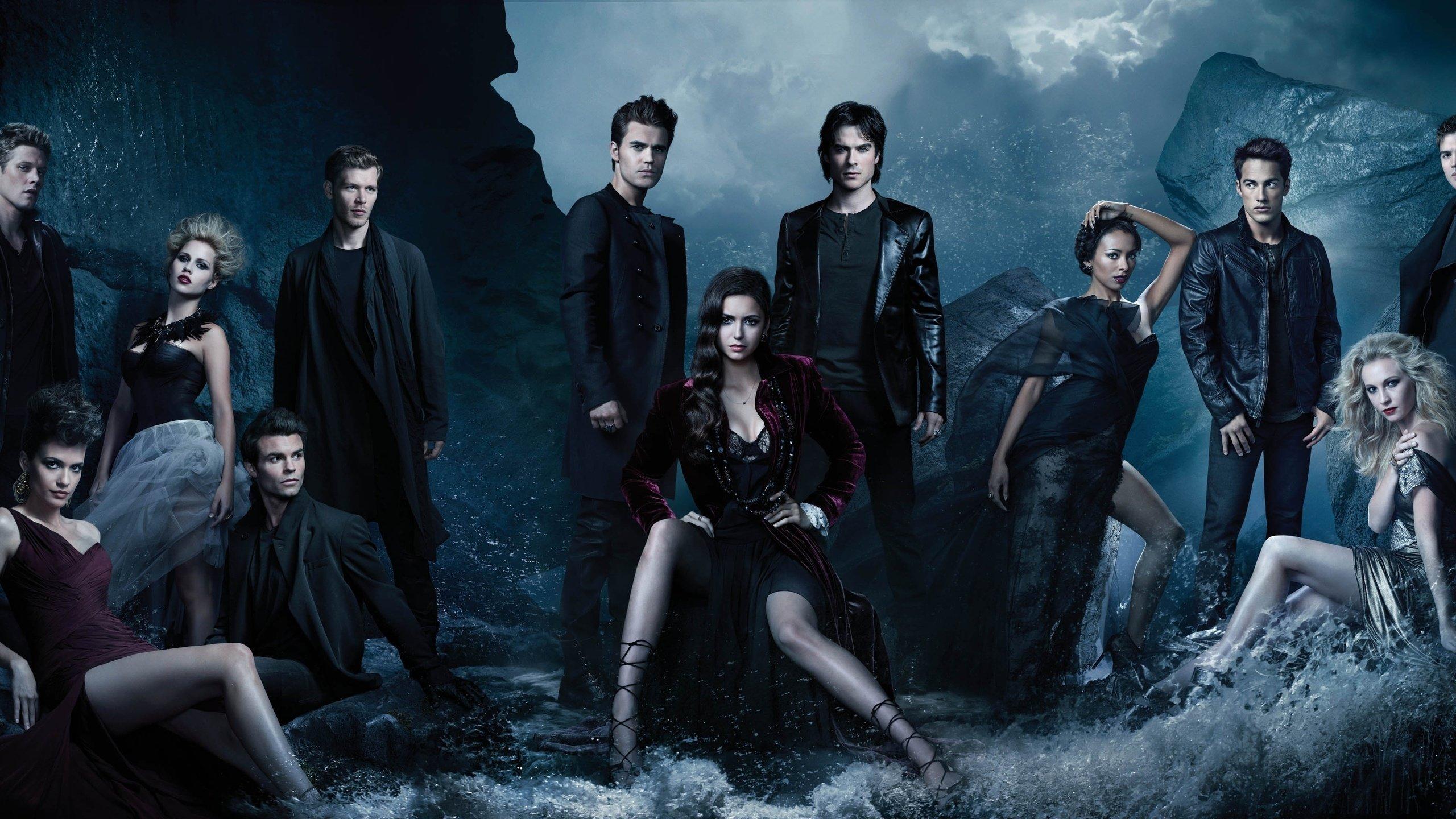 дневники вампира смотреть онлайн 1 серия 5 сезон