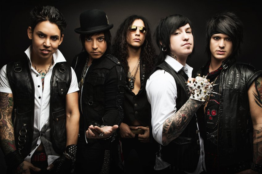Дата выхода Escape The Fate, «Hate Me» дата выхода нового альбома - 30 октября 2015 года