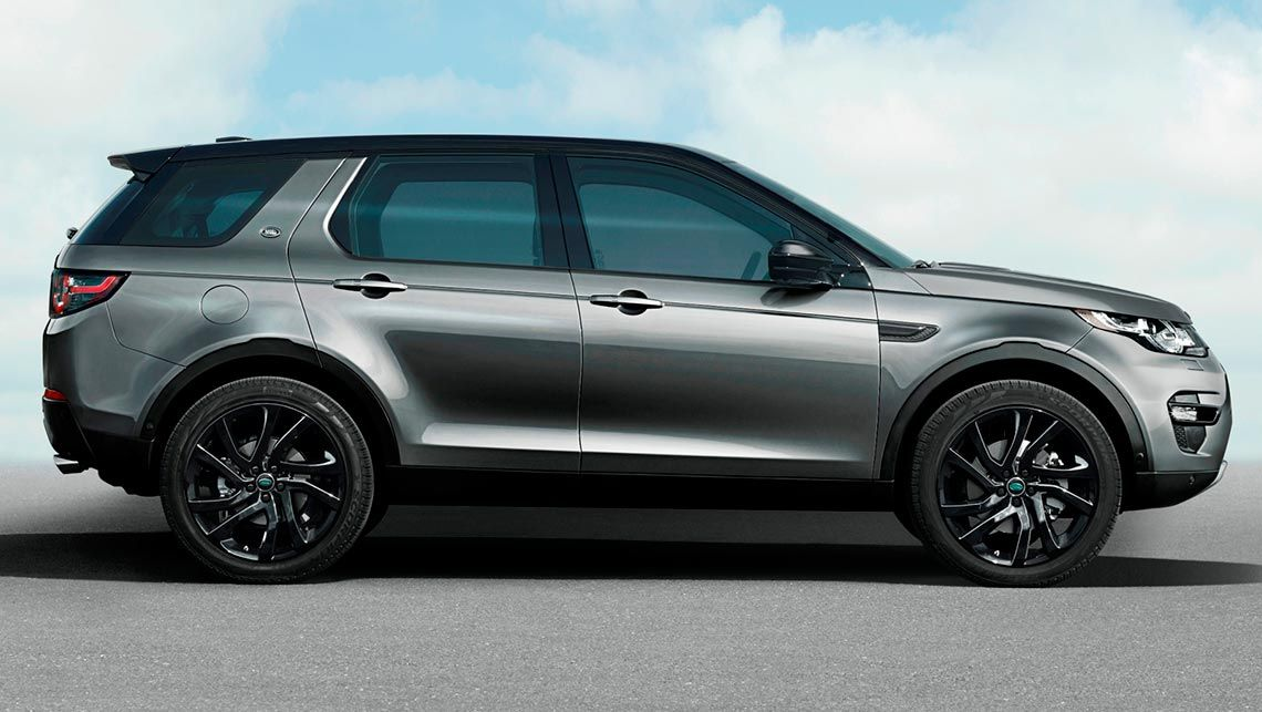 Land Rover Discovery Sport 2015 release